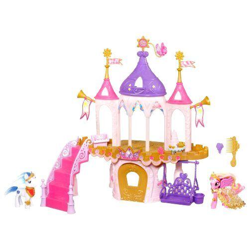 Girls Royal Wedding Castle Play Set NEW MY Little Pony