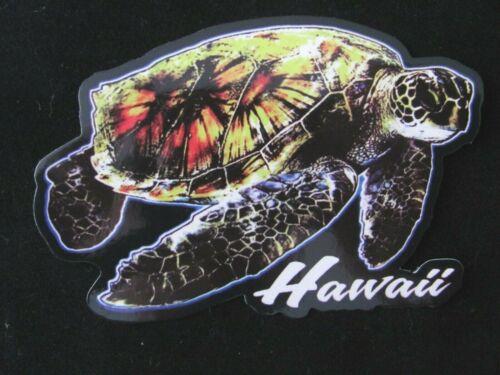 HAWAII SEA TURTLE DECAL STICKER