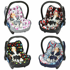 replacement cover fits maxi cosi cabriofix group 0 infant seat ebay. Black Bedroom Furniture Sets. Home Design Ideas