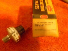 1960 1961   english ford  oil pressure switch