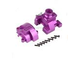 Gear Box Upgrade Parts Aluminium 102075 Purple For 1/10 RC Car HSP Redcat Himoto