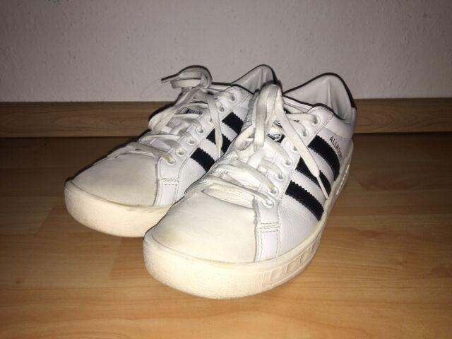 Adidas Allround Low Weiß Größe 41 80er 80s Retro Vintage | eBay
