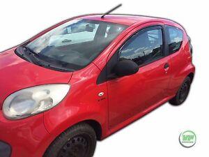 Wind Deflectors Citro/ën C1//Peugeot 107 5 doors 05