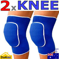 2x Knee Support Bandage Brace Wrap Pain Relief Strap Sport Stretch Elastic Guard