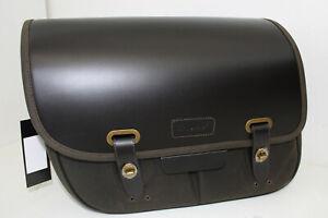 Original-TRIUMPH-Tasche-Bag-Wax-Oil-Brown-Triumph-Street-Scrambler-A9518176-Neu