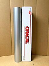 Oracal 651 1 Roll 24 X 10yd 30ft Silver Grey 090 Metallic Sign Vinyl