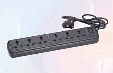RANZ 6 Socket Multiplexer Power Extension Cord - 4.5 Meter