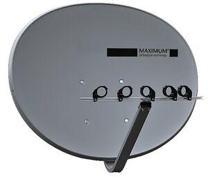 MAXIMUM-T-85-Multifocus-Multifeed-Antenne-E85-T85-E-85-Sat-Schuessel-Spiegel-HD
