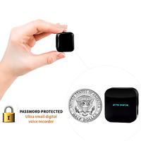 Voice Recorder Mini Spy Sound Activated Listening Device 286 Hour Recordings