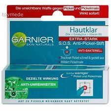 GARNIER Naturals Hautklar SOS Anti-Pickel-Stift, extra stark, Anti-bakteriell