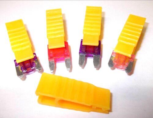 Auto Automotriz 30mm Fusible de lámina de micro mini herramienta de publicación de Extracción Extractor.