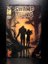COMICS: DC: Saga of the Swamp Thing #64 (1980s), last Alan Moore issue - RARE