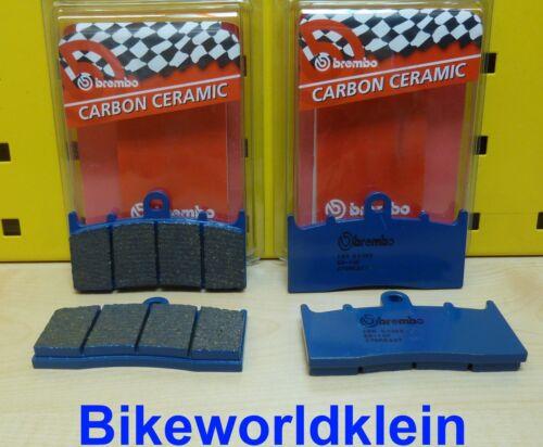 Plaquettes de freins avant BMW R 1200 R//ABS 06-14 Brembo Plaquettes De Frein r1200r 07gr6207
