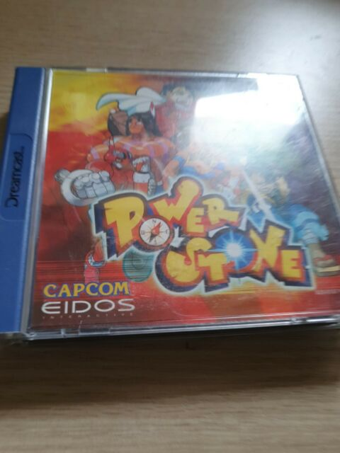 Power Stone - Sega Dreamcast - FREE P&P