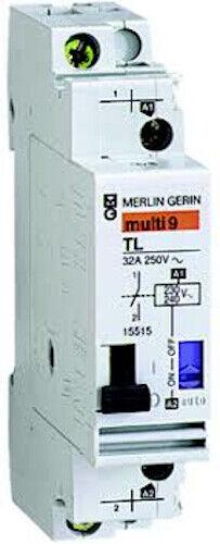 Schneider Fernschalter Stromstoßschalter 230V 32A 1S Steuerspannung: 230V AC