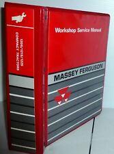 Massey Ferguson 1205 1215 1225 Compact Tractors Service Manual 1449217 M1