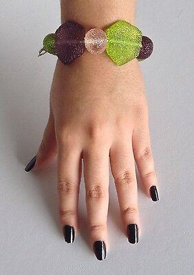 Antica Murrina Sweet--Handmade Murano Glass Bracelet