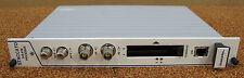 Teleste STACCATO Ver.B.1.5 ATM DVB Processor Optical Module,TV Receiving