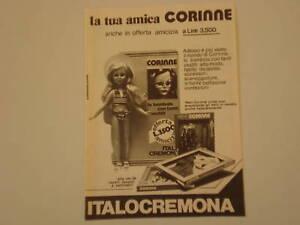 advertising-Pubblicita-1975-ITALOCREMONA-CORINNE