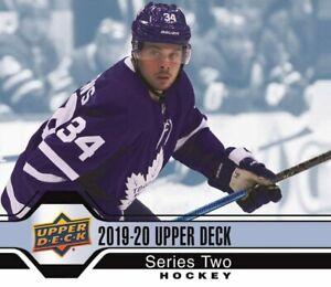 2019-20 Upper Deck Series 2 #440 Zack Kassian Edmonton Oilers