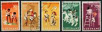 Suriname 1966 SG#598-602 Child Welfare Cto Used Set #D34416