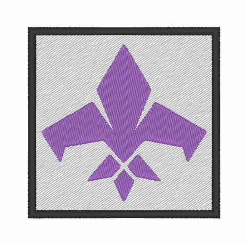 TV PATCH COSPLAY AGENTS OF MAYHEM LOGO EMBROIDERED PATCH ES0135 GAME