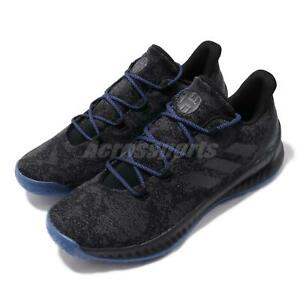 Details about adidas Harden BE X James Black Active Blue Men Basketball Shoes Sneakers F97250
