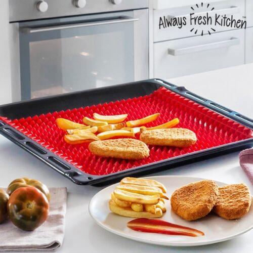Dauerbackmatte Backmatte Grillmatte f.Backofen Küchenmatte