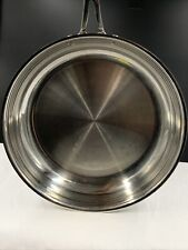 Cuisinart MCP22-24NSN MultiClad Pro Nonstick Stainless Steel 10-Inch Skillet