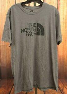 claro Fit North Slim Crewneck Face gris deportiva The para camiseta hombre Xl tamao z0Aax