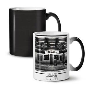 Travel Adventure NEW Colour Changing Tea Coffee Mug 11 oz | Wellcoda