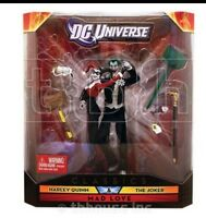 Dc Universe Mad Love - Joker & Harley Quinn Brand - Excellent Condition