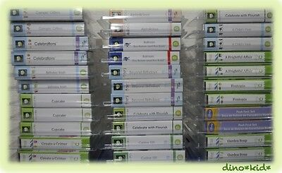 Lots of Cricut Cartridges to Choose From - All Brand New & Sealed!!!