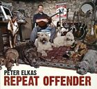 Repeat Offender [Slipcase] * by Peter Elkas (CD, Feb-2011, New Scotland Records)