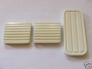 VW-MK1-GOLF-BRAKE-CLUTCH-AND-GAS-PEDAL-RUBBERS-WHITE-GTI