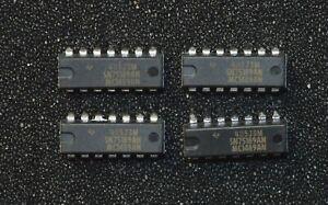 SN75189AN-MC1489AN-QTY-100-Quadruple-Line-Receiver