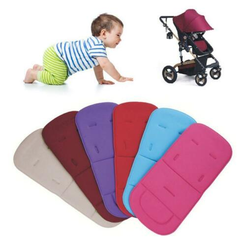 Baby Soft Stroller Car Seat Pad Liner Mat Pram Cushion Pushchair Padding one