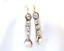 Antique-Art-Deco-2-69-Ctw-Round-Diamond-amp-Pearl-Dangle-14K-Gold-Over-Earrings thumbnail 1