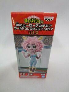Details About My Hero Academia World Collectable Figure Wcf Vol 3 Mina Ashido Banpresto F S