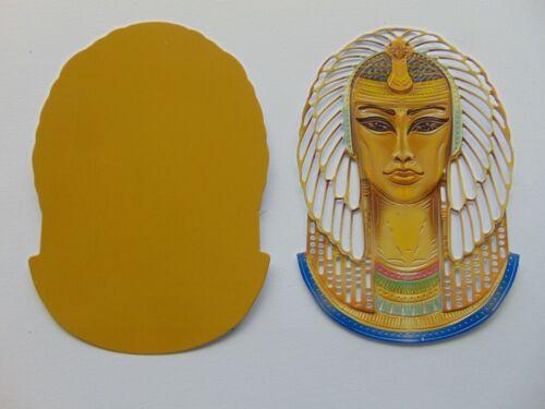 Tattered Lace Die Cuts Charisma EGYPT Pharoah Tut Scarab Nile Pyramid Oasis