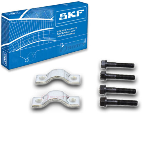 SKF Rear Shaft Rear Joint Universal Joint Strap Kit for 2006-2009 Hummer H3 to