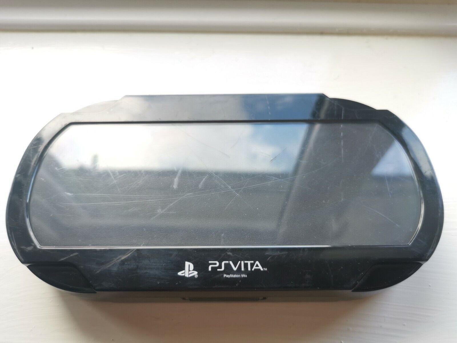 Hard Plastic Storage Case Sony PS VITA - FREE POST UK