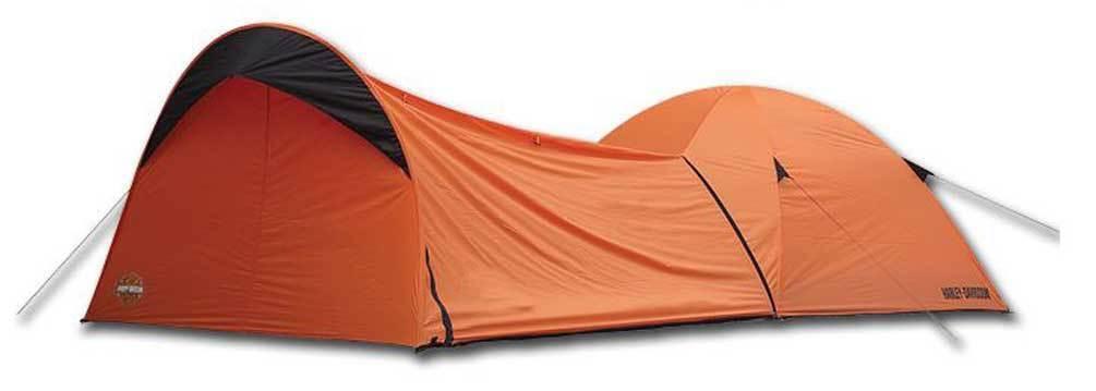 Harley-Davidson Dome Tent w  Vestibule Motorcycle Storage,  orange HDL-10010A  buy brand