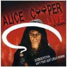 NEW CD.Live in Toronto.Alice Cooper
