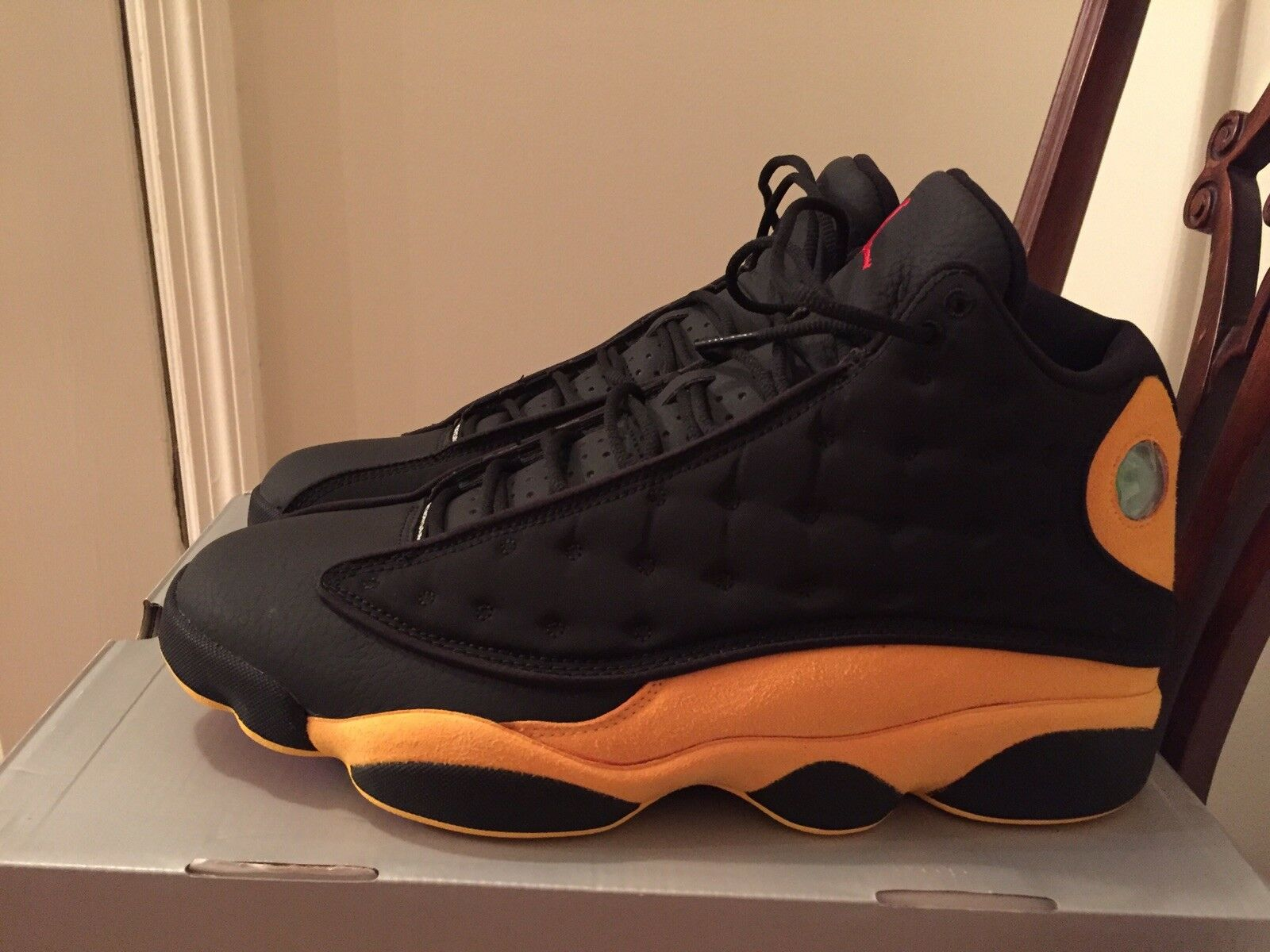 64650af1a506 Air Jordan 13 Retro XIII Melo Carmelo Anthony Class of 2002 414571-035 Size  13