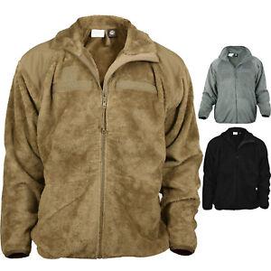 Image is loading Soft-Polar-Fleece-Sweatshirt-ECWCS-Tactical-Gen-III- 7daefdfcea1