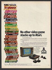 1980 ATARI MISSILE COMMAND Vintage Look REPLICA METAL SIGN NOT ACTUAL VIDEO GAME