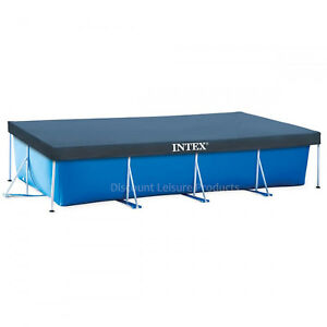 Intex-4-5m-X-2-2m-marco-rectangular-familia-Cubierta-de-Piscina-Escombros-28039