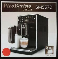 Bruni 2x Protecteur d/'écran pour Philips Saeco PicoBaristo Deluxe SM5573//10