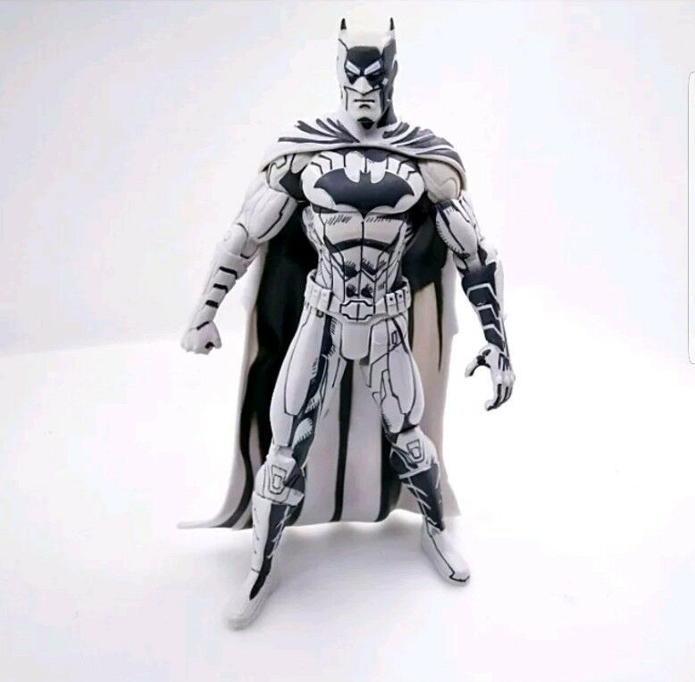 Jim Lees  Sketch Batman  Collectable Figure